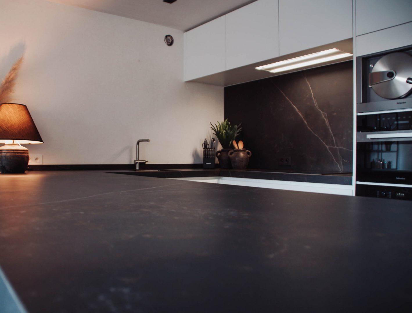 keuken turnhout dekton kelya